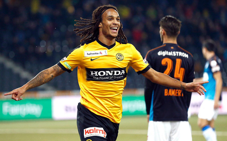 Kevin Mbabu - BSC YOUNG BOYS